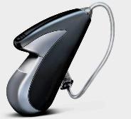 耳かけ形補聴器
